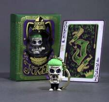"""COSBABY SUICIDE SQUAD """"THE JOKER (SHIRTLESS)"""" KEYCHAIN (HOT TOYS)"""