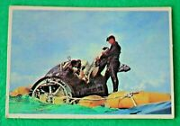 Vintage 1969 Taylor-Reed Space Candy Series 1 Trading Card # 9 EX RARE