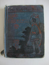 The Work-Play Books Make and Make Believe By Gates & Huber 1st Edition 1930