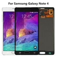 POUR Samsung Galaxy Note 4 Écran tactile LCD NEUF DIGITIZER Assembly + Outils SL