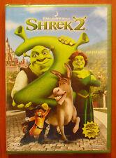 Shrek 2 [DVD] idiomas: Castellano, Catalán e Inglés, ¡¡NUEVO A ESTRENAR!!