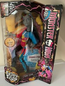 Neighthan Rot Monster High Freaky Fusion Hybrid of Zombie & a Unicorn NRFB