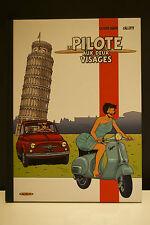 LE PILOTE AUX DEUX VISAGES - MARIN - TL 150 EX N/S (VERSION ALBUM) - NEUF