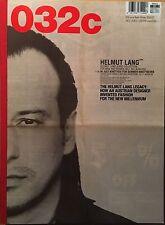 032c Magazine #31 Helmut Lang Khloe Kim Kardashian KANYE WEST AMINA BLUE TRAVIS