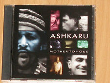 """Ashkaru-Mother Tongue-eccellente Africa Award """"Best African band"""" 1995"""