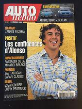 Magazine Auto View No. 1424 24/12/2003 Alpine 1600s Clio V6 Rally WRC Gp F1
