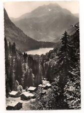 montriond  ,le village d'ardent et le lac de montriond