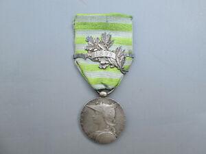 Médaille deuxième expédition Madagascar 1895