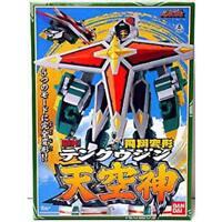 Power Rangers Ninja Storm DX Tenkuujin MEGAZORD BANDAI Unopened New Japan F/S