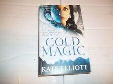 Cold Magic - Spirit Walker #1 by Kate Elliott PB new