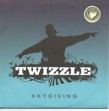 (AH212) Twizzle, Sky Diving - DJ CD