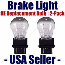 Stop/Brake Light Bulb 2pk - Fits Listed Chrysler Vehicles - 3057