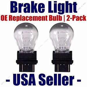 Stop/Brake Light Bulb 2pk - Fits Listed Saturn Vehicles - 3057