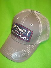 PETERBILT HAT:       BOTTLE OPENER CAP  /  SUMMER MESH BACK / FREE SHIPPING USA