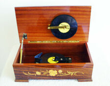 Vintage Thorens Beautiful Disc Music Box. 6 Disc
