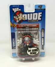 New Tech Deck Dude Evolution Crew E7 Simon #085 with Cards Figure Toy FP20