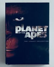 Planet Of The Apes, The Legacy Collection, 5 Classic Movies, New, Factory Sealed