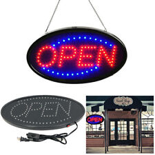 Store Open Sign Led Neon Business Advertising Light With On/Off Uitra Bright