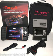 iCarsoft MB II Diagnosegerät Mercedes Benz + Smart ABS Airbag Öl Bremse Service