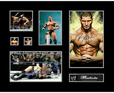New Batista Signed Limited Edition Memorabilia Framed