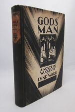 God's Man SIGNED by Lynd Ward - First Edition 1929 - A Novel in Woodcuts