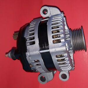 Fits 2006 to 2007 Dodge Charger V-6 2.7 Liter 160AMP Alternator  with Warranty