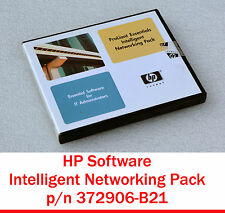 HP ESSENTIAL INTELLIGENT NETWORKING PACK PROLIANT 372906-B21 SERVERSOFTWARE S3