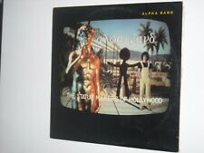 THE ALPHA BAND The Statue Makers Of Hollywood LP 70's T-Bone Burnett
