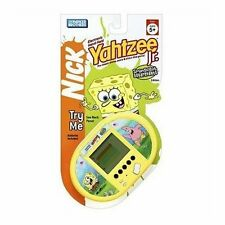 SpongeBob Squarepants Electronic Hand-Held Yahtzee Jr.