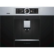 Bosch CTL636ES6 Einbau-Kaffeevollautomat Argento