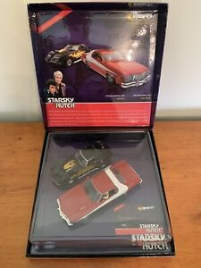 Scalextric Starsky & Hutch C2603A Limited Edition Twin Pack 3481/6000