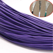 PVC Electronic Wire Flexible Cable UL1007 Equipment Car PC Internal Wires Purple