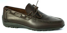 Salvatore Ferragamo Mens Shoes Size 9 3E  53796 Brown