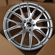 4x Dare NK Alloy Wheels 19x9.5 5x120 et25 74.1 HPS | Brand New BMW E60 5 series