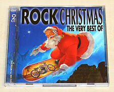 Very Best Of Rock Christmas 2 CD QUEEN Elton John Wham Chris Rea Loona Blink 182