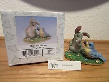 """Charming Tails """"A Little Bird Told Me"""" Figurine"""