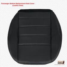 2008 2009 2010 Dodge Charger SXT - PASSENGER Bottom Dark Gray Leather Seat Cover