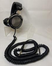 Vintage Quadraflex Q-45 Q45 Stereo Headphones On-Ear Head phones
