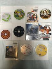 Wii Games Lot Of 11, Great Selection, All Tested And Work! Shooter Sports