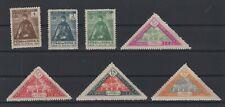 PERU STAMPS, 1931, Mi. 253 - 259 *