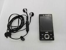 Vintage Sony Ericsson Walkman W995 Mobile Phone & Handsfree *Not Working*