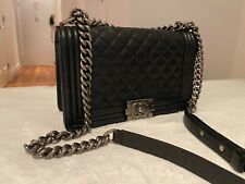 Chanel Boy Bag - Chain Shoulder Bag