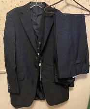 Pal Zileri Cerimonia NWT Suit Size 48R Blue (3) Piece Suit Beautiful!!!