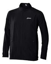 ASICS Woven Jacket Men Performance Black 2016 Laufjacke schwarz L