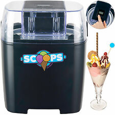 1.5L Scoops Digital Ice Cream, Sorbet & Frozen Yoghurt Maker Machine Summer