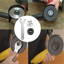 Angle Grinder Flange Spanner Wrench Kits For Grinder With Lock Nut Tool Fitting