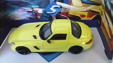 SOLIDO 1:43 DIE CAST AUTO MERCEDES BENZ SLS AMG  GIALLO   ART S4401100