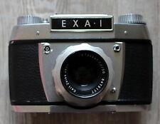 Kamera Exa I 1962 - 63 Typ 1 mit Tessar von Carl Zeiss Jena