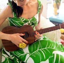 Kate Spade Tropical Green Leaf Dress Size 10