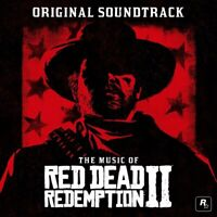 THE MUSIC OF RED DEAD REDEMPTION II(LIMITED ED.)(COL.)   2 VINYL LP NEU